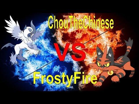 American Absols VS Hollywood Hawluchas Week 1 of A Battle League (Pokémon showdown)