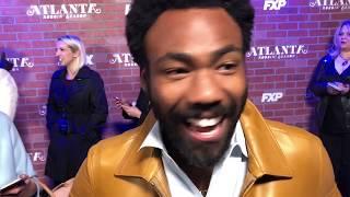 Donald Glover talks Black Panther & Ryan Coogler