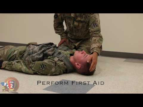 M3 First Aid To Restore BreathingPulse