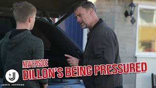 Jamie Johnson   Series 4 Episode 9   Dillion gets lectured
