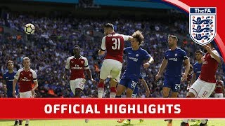 Arsenal 1-1 Chelsea (4-1 Pens) - FA Community Shield | Official Highlights