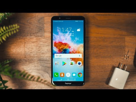 Honor 7X Unboxing & First Look