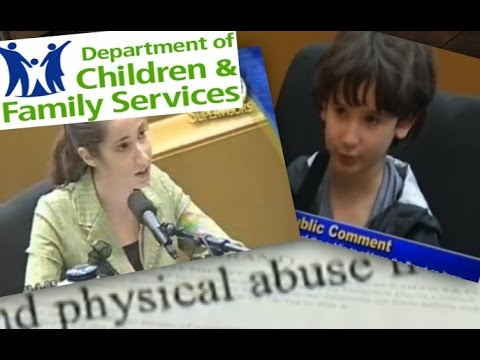 Public Testimonies Exposing DCFS/CPS Fraud & Misconduct