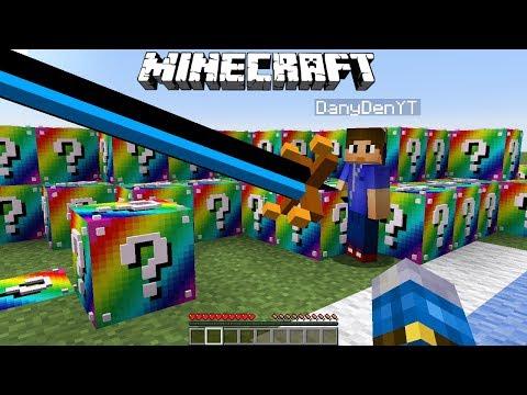 I-AM FACUT TROLL LUI DANI PE RAINBOW LUCKY BLOCK - Minecraft Lucky Block