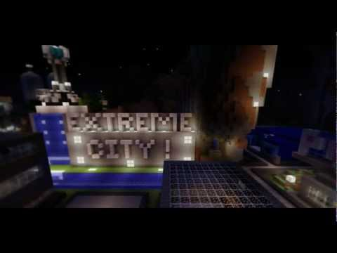 ExtremeCrafting Minecraft malaysia, asia server - Promotion video by Devaz