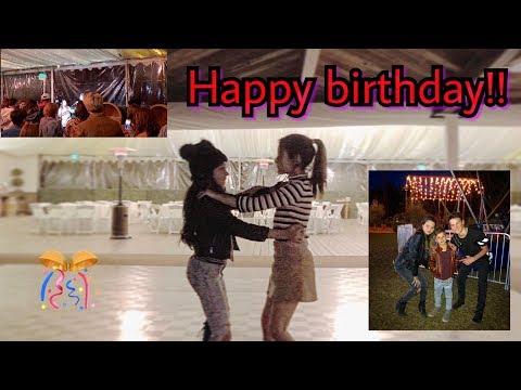 Celebrating  Annie's Leblanc's Birthday & having the BEST sleepover with Hayley!!!| Familia Diamond