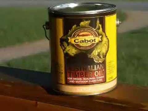 Best Stain Oil for your deck