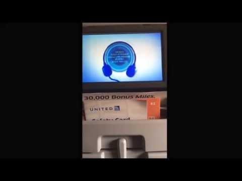 United Airlines Directv and Mileage Plus Promo