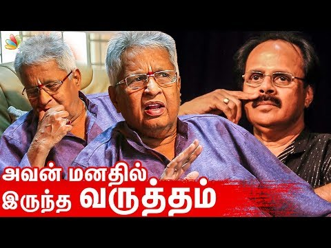 Xxx Mp4 Director Visu Reveals Unknown Side Of Crazy Mohan Emotional Interview About Tamil Drama 3gp Sex