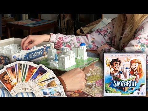 Santorini Board Game: Rules, Characters, Expansions, Family Review