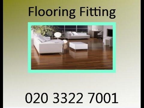 Laminate Flooring Fitting In Camden London