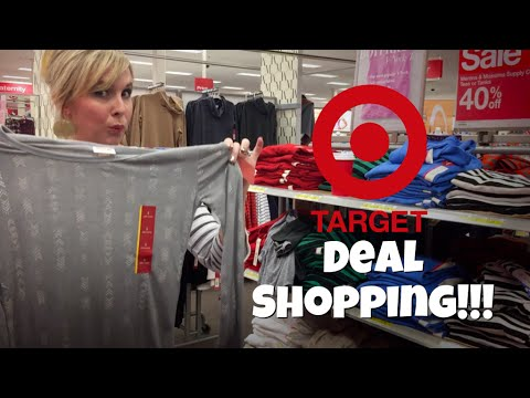 TARGET SHOPPING!!! (Apparel, Books, Games & MORE!) | Deal Shopping with Collin & Amanda