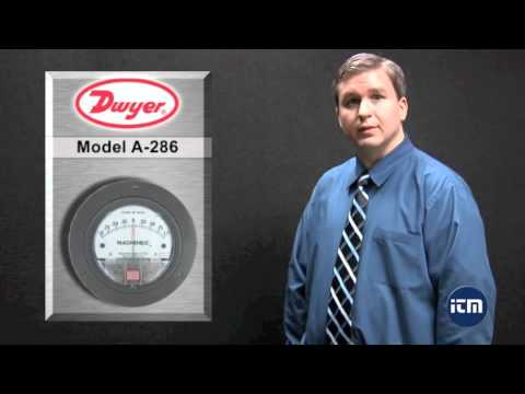 Dwyer Product Tutorial: Magnehelic Pressure Gauge: Hang, Flush, and Enclosure