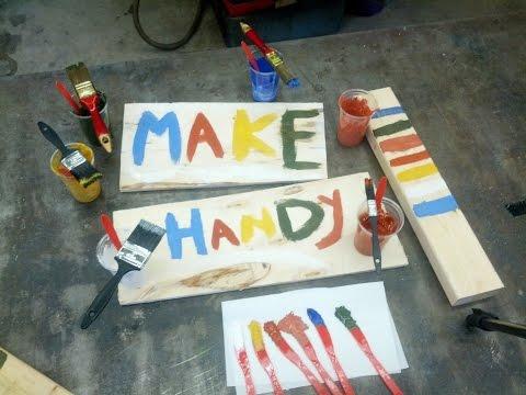 How to Make Homemade Milk Paint
