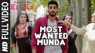 MOST WANTED MUNDA Full Video Song | Arjun Kapoor, Kareena Kapoor | Meet Bros, Palak Muchhal