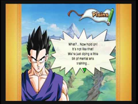 Dragon Ball Z Budokai 3 HD Collection How to Unlock Videl, Supreme Kai & Kibitoshin Part 1