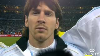 World Cup 2010: Lionel Messi