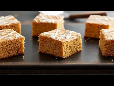 Pumpkin Blondie Cake-Mix Bars | Betty Crocker Recipe