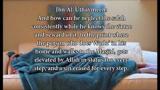 The One Who Believes In Salah Yet Will Be In Hell-fire Forever - Shaykh Ibn Al-uthaymeen