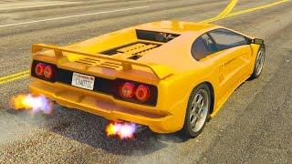 "GTA 5 NEW DLC CAR ""INFERNUS CLASSIC"" SPENDING SPREE & CUSTOMIZATIONS! (GTA 5 DLC)"