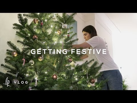 GETTING FESTIVE | Lily Pebbles