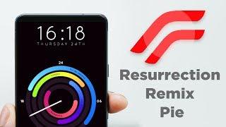 4:05) Resurrection Remix Pie Video - PlayKindle org