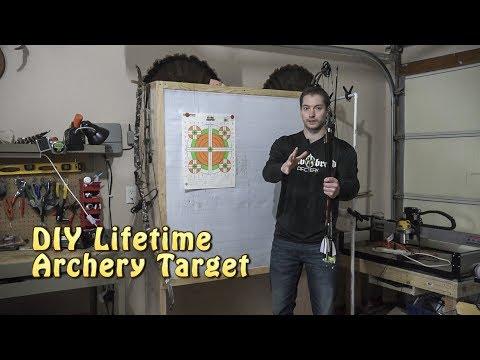 DIY Archery Target - Third Hand Skins