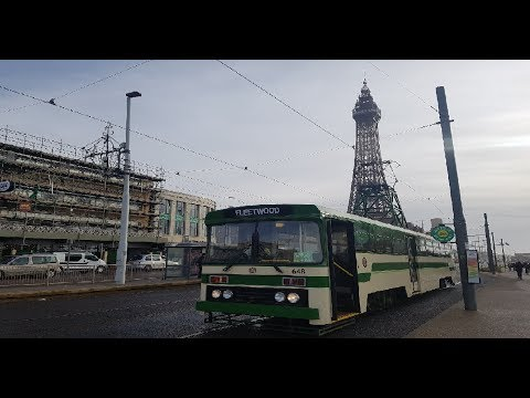 Travel Jack Journeys Series 3 Episode 2 Blackpool Heritage Trams