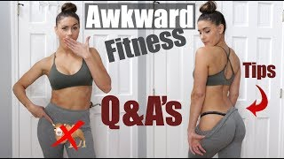 5 Awkward Fitness Questions Answered For The LADIES Season 2 Vlog 51