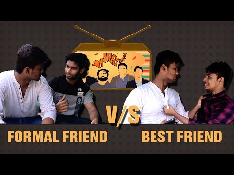 Formal Friend V/s Best Friend Atrocities - #NariKootam #1