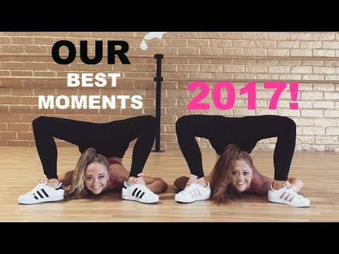The Best of 2017! | The Rybka Twins