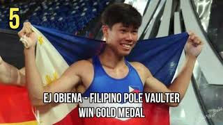 TOP 5 Filipinos Wins GOLD MEDAL Of Philippines 2019 SEA Games 2019 AIBA 2019