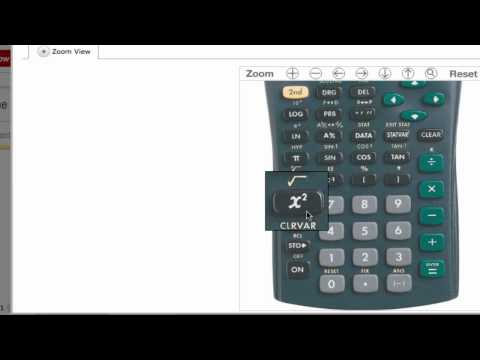 FInding square roots on a calculator - n16