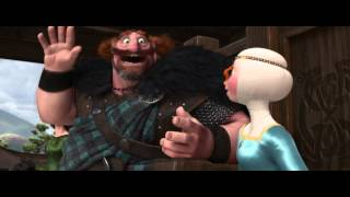 Download Merida wins her own hand by skill of archery in ″Brave″ Video