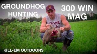 Ground Hog Killing