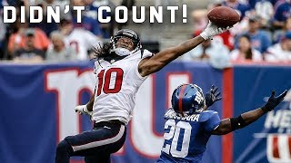 13 Amazing Catches That DIDN