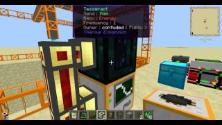 [Solution] FTB Monster - Exploding pipes by a QuarryPlus from Fluorite Ore