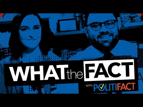 'What the Fact' episode checks Trump's claims