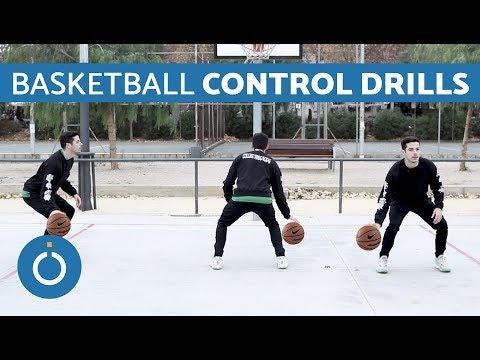 Basketball Ball Control Drills