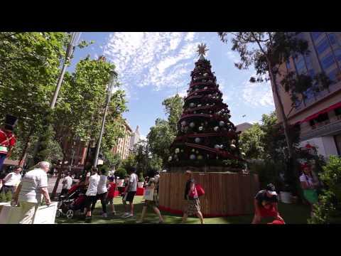 Christmas Square | City of Melbourne