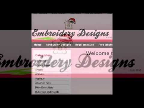 Download embroidery designs pes files