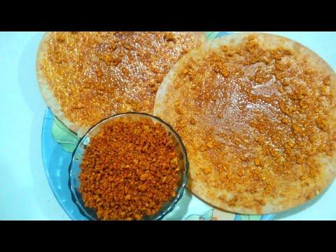 jain khakhra chutney recipe||khakhra masala powder recipe