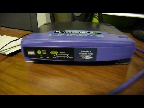 Wireless Router Debricking!