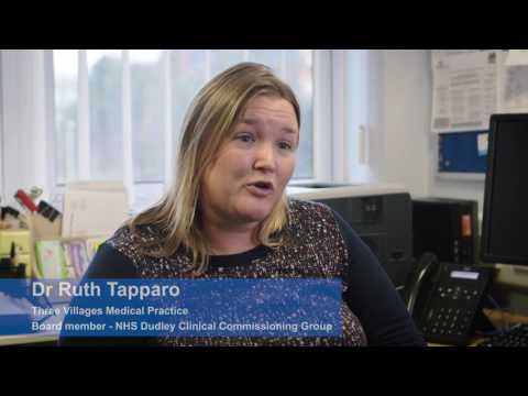 Dudley CCG - Working differently to improve patient care & staff morale