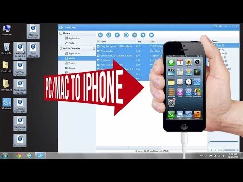 How To Transfer Pictures From Windows PC To iPhone 5s