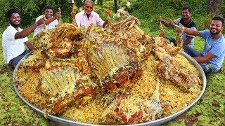 Full Goat Legs Biryani   Traditional Full Lamb Biryani By Our Grandpa