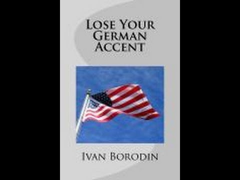 Lose Your German Accent - Vowels and the Imperative