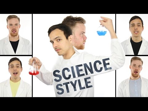 Science STYLE Cover - Taylor Swift