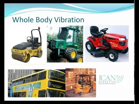 Occupational Noise, Hand Arm Vibration HAV and Whole Body Vibration WBV
