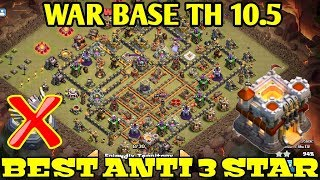 Best Th11 War Base Without Eagle Artillery 2018 2
